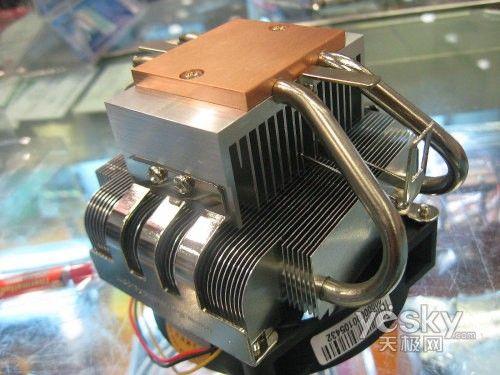 TT A3139 DU Cool CPU散热器底座