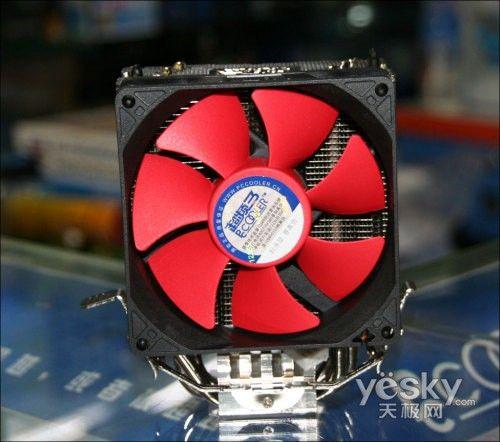 超频三红海豪华版散热器