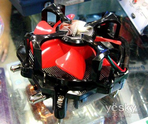 九州风神阿尔法200 Plus散热器